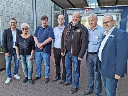 Kooperation zwischen Lazarus Networks GmbH und wertkreis Gütersloh