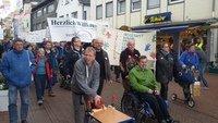 "05. Mai: ""Vielfalt leben"" - Protesttagsveranstaltung in Gütersloh"