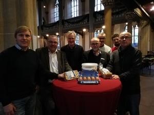 wertkreis Gütersloh unterstützt Vesperkirche 2019 bei erstmaliger Abendvesper