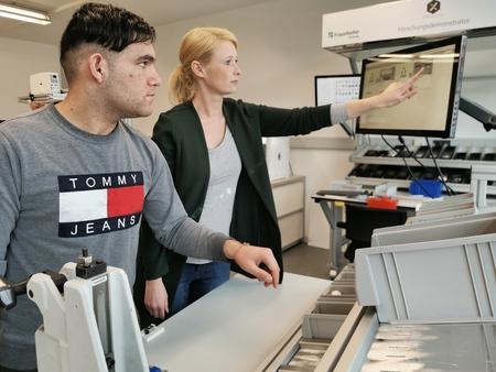 Digitales Assistenzsystem DIAZ gewinnt 3. Hauptpreis beim Inklusionspreis NRW
