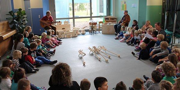 Kategoriebild Kindertageseinrichtungen