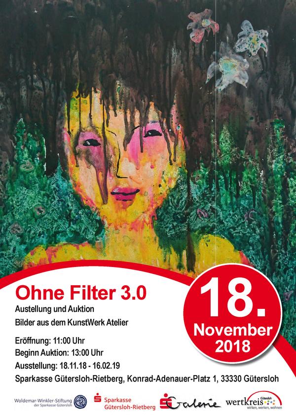 Ohne Filter 3.0 - KunstWerk Atelier