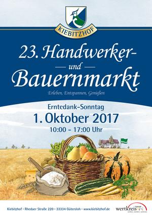23. Handwerker- und Bauernmarkt